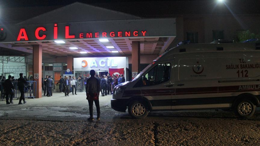 Police officer martyred in clash with PKK in SE Turkey