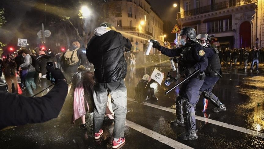 Policing in France, US comes under UN scrutiny in 2020