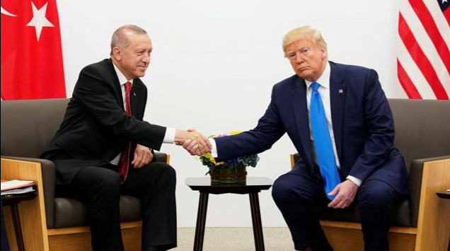 Possible sanctions on Turkey still on the table!