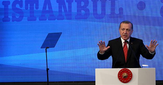 President Erdoğan blasts EU over terror stance