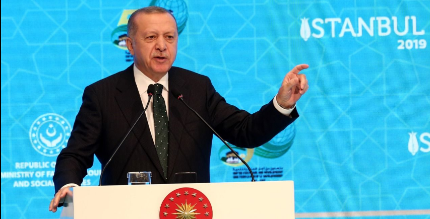 President Erdoğan criticizes the Istanbul Convention!