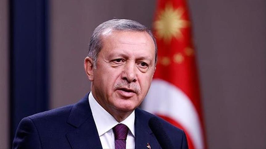 President Erdogan files complaint against all coup bid suspects