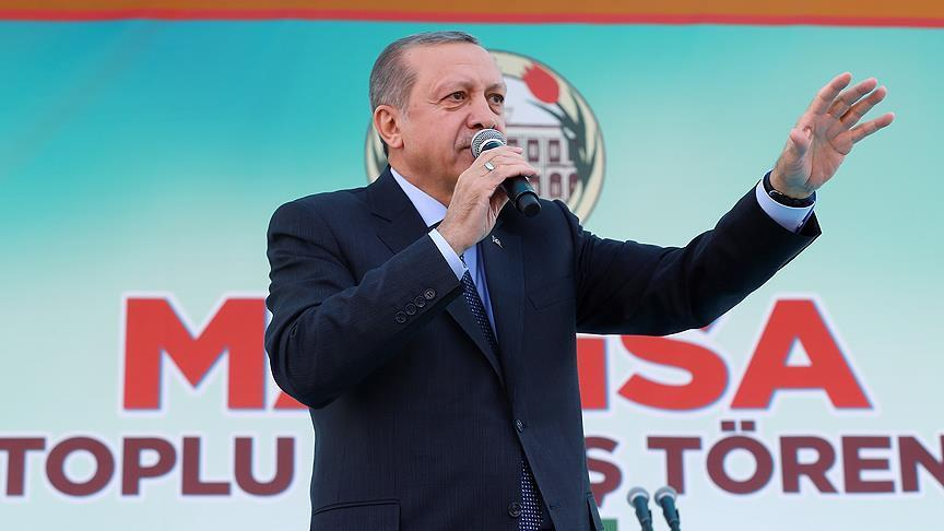 President Erdogan: Referendum for death penalty is possible