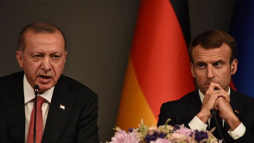 President Erdoğan slams Macron, says he needs 'mental checks'