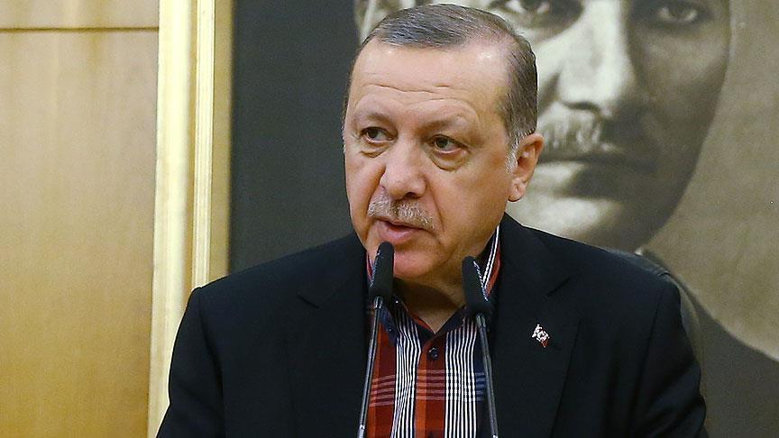 President Erdogan: Turkey, FSA close to capturing Syria's Al-Bab