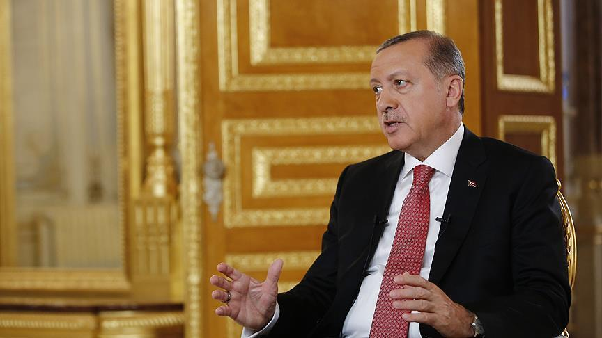 President Erdogan urges Turks abroad to vote 'despite obstacles'