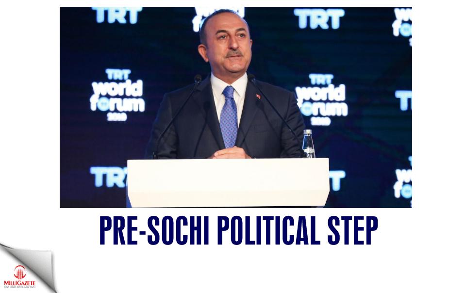 Pre-Sochi political step