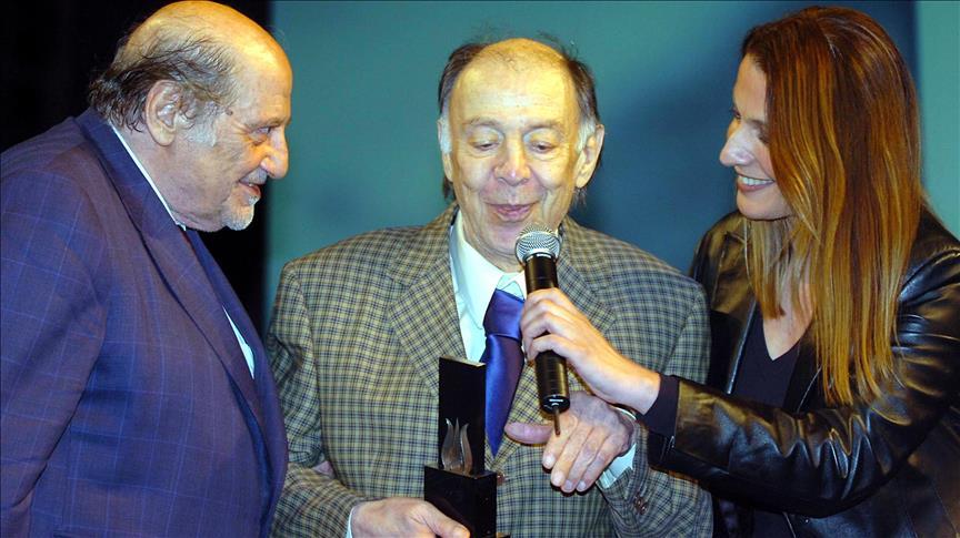 Prominent Turkish actor dies aged 93