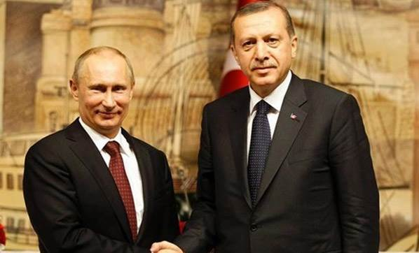 Putin felicitates Turkey's success against Daesh