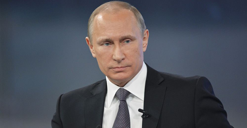 Putin spoke for the first time after US attack
