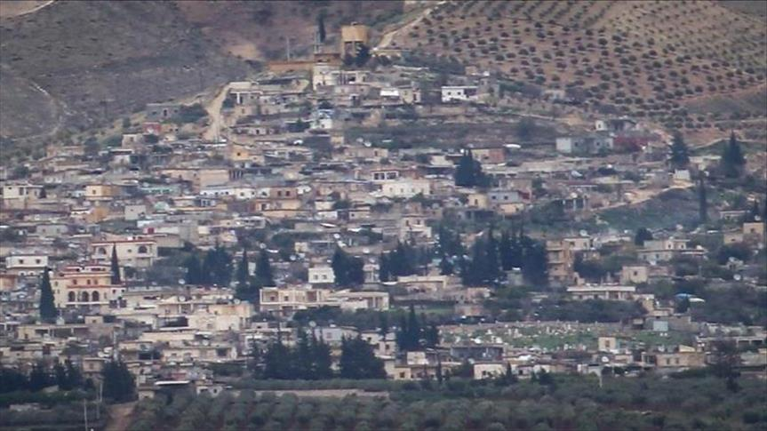 PYD/PKK sends terrorists to Afrin under civilian guise