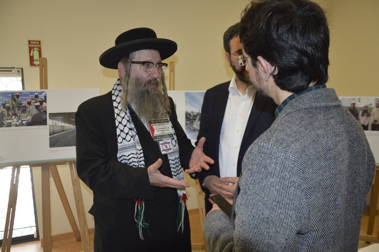 Rabbi Weiss: There can not be a state called Israel