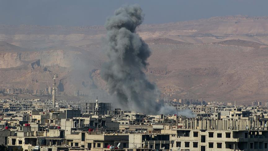 Regime airstrikes kill nine civilians in Syria's Aleppo