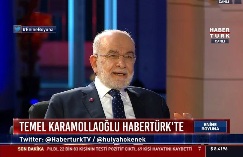"""""""Requesting an IBAN is an expression of incapableness,"""" Karamollaoglu says"""