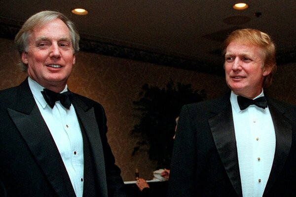 Robert Trump, the younger brother of Donald Trump, dead at age 71