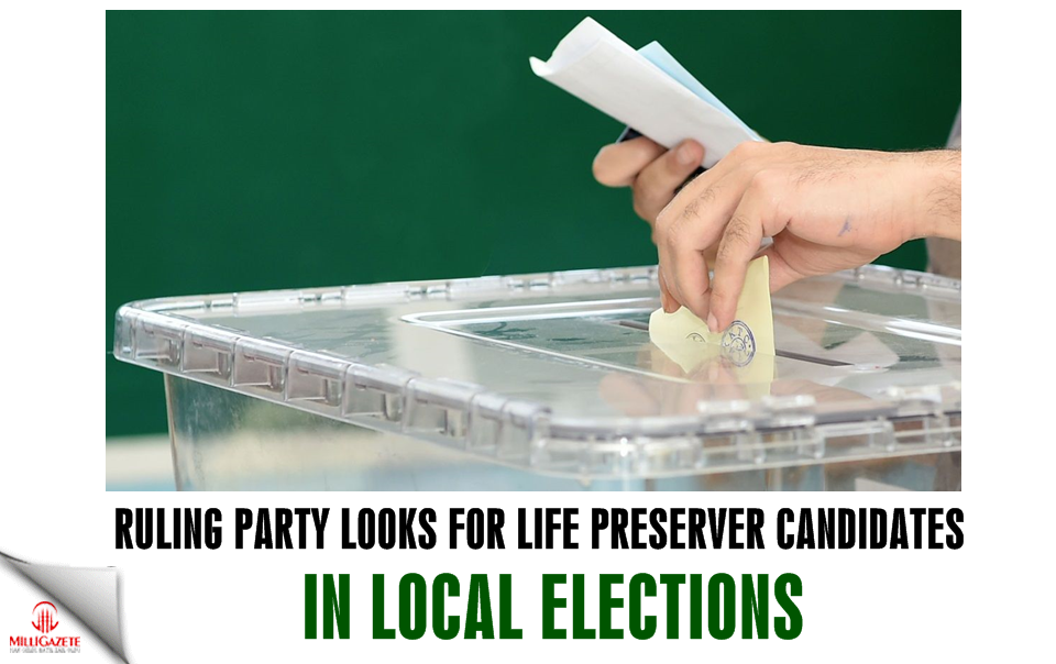 Ruling party looks for Life Preserver candidates in local elections