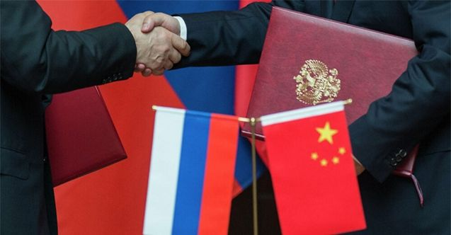 Russia, China act togetger in Afghanistan!
