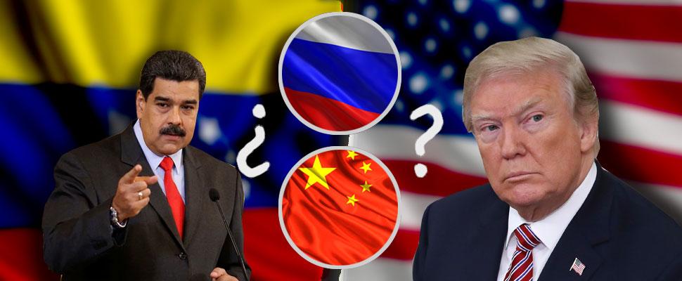 Russia, China veto US resolution on Venezuela