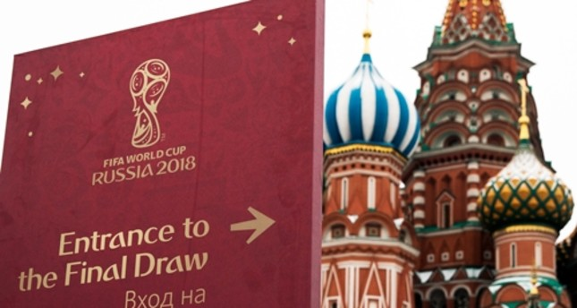 Russia to host 2018 World Cup draw ceremony