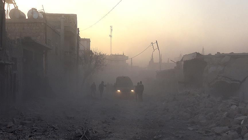 Russian airstrikes kill 7 civilians in Syria's Idlib