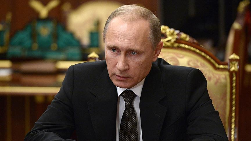Russia's Putin ratifies extradition deal with Turkey