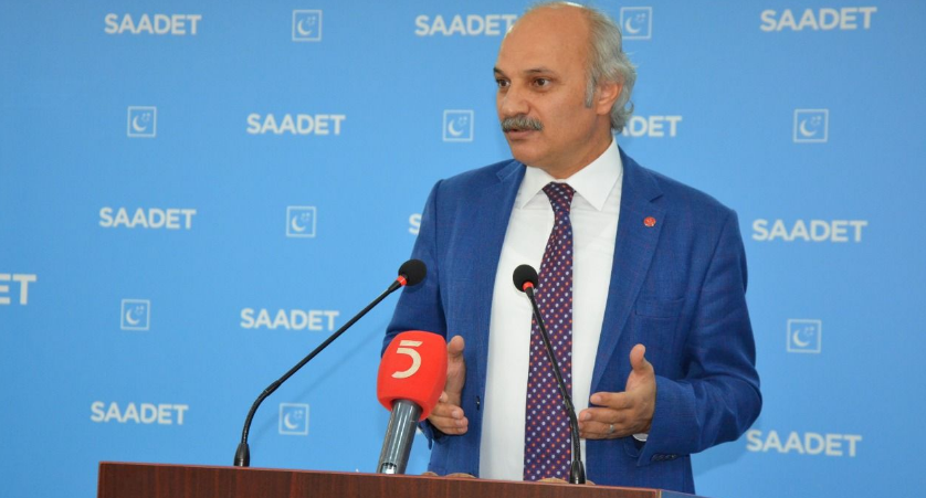Saadet Deputy Aydın: For what reason do you guarantee the vehicle passing?