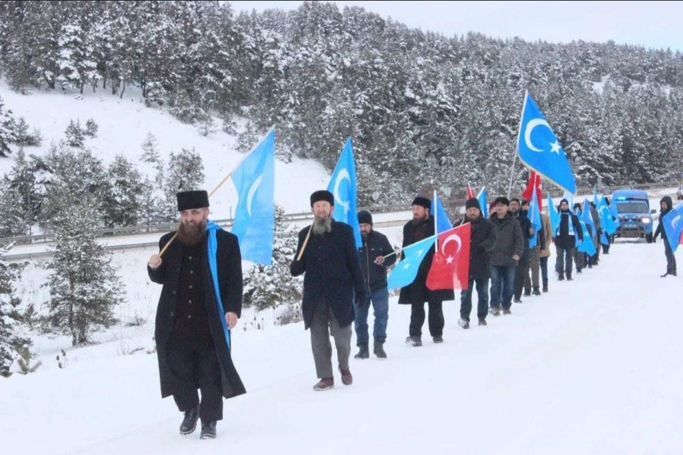 Saadet leader Karamollaoglu issues a message for East Turkestan
