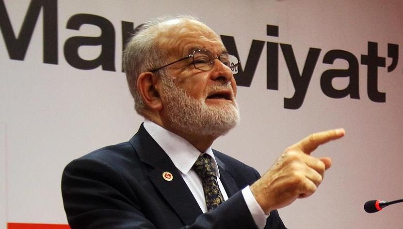 Saadet leader Karamollaoğlu issues message over New headquarters building