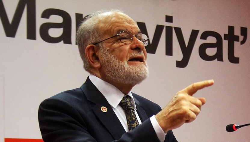 Saadet leader Karamollaoğlu issues message over New headquarters building