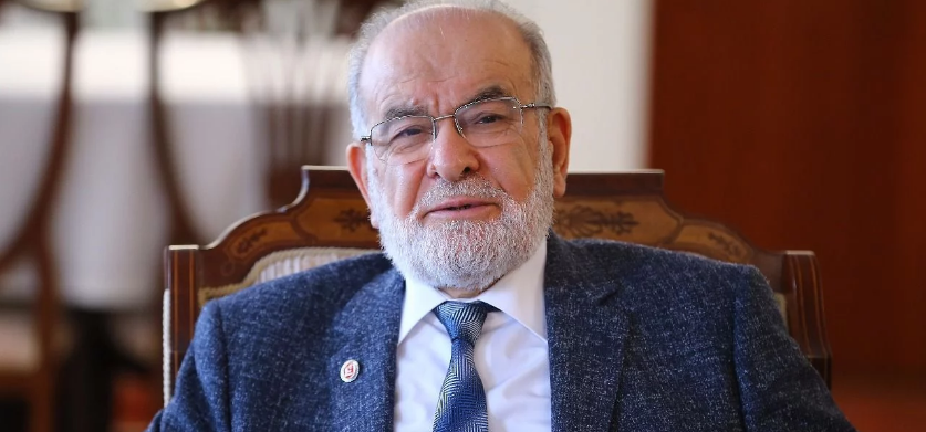 Saadet leader Karamollaoğlu issues Ramadan message
