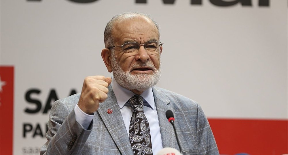 "Saadet leader Karamollaoğlu: ""The most important election is the closest one"""