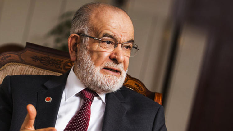 Saadet leader Karamollaoglu: 'There is no peace without justice'
