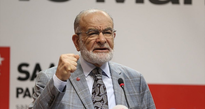 Saadet leader Karamollaoğlu to attend ceremonies