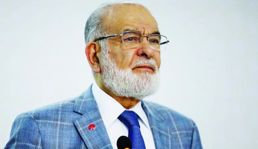"Saadet leader Karamollaoğlu: ""Tomorrow belongs to us"""