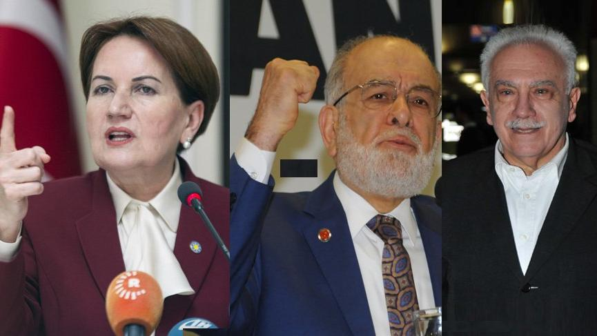 Saadet leader Temel Karamollaoğlu collects the required 100,000 signatures