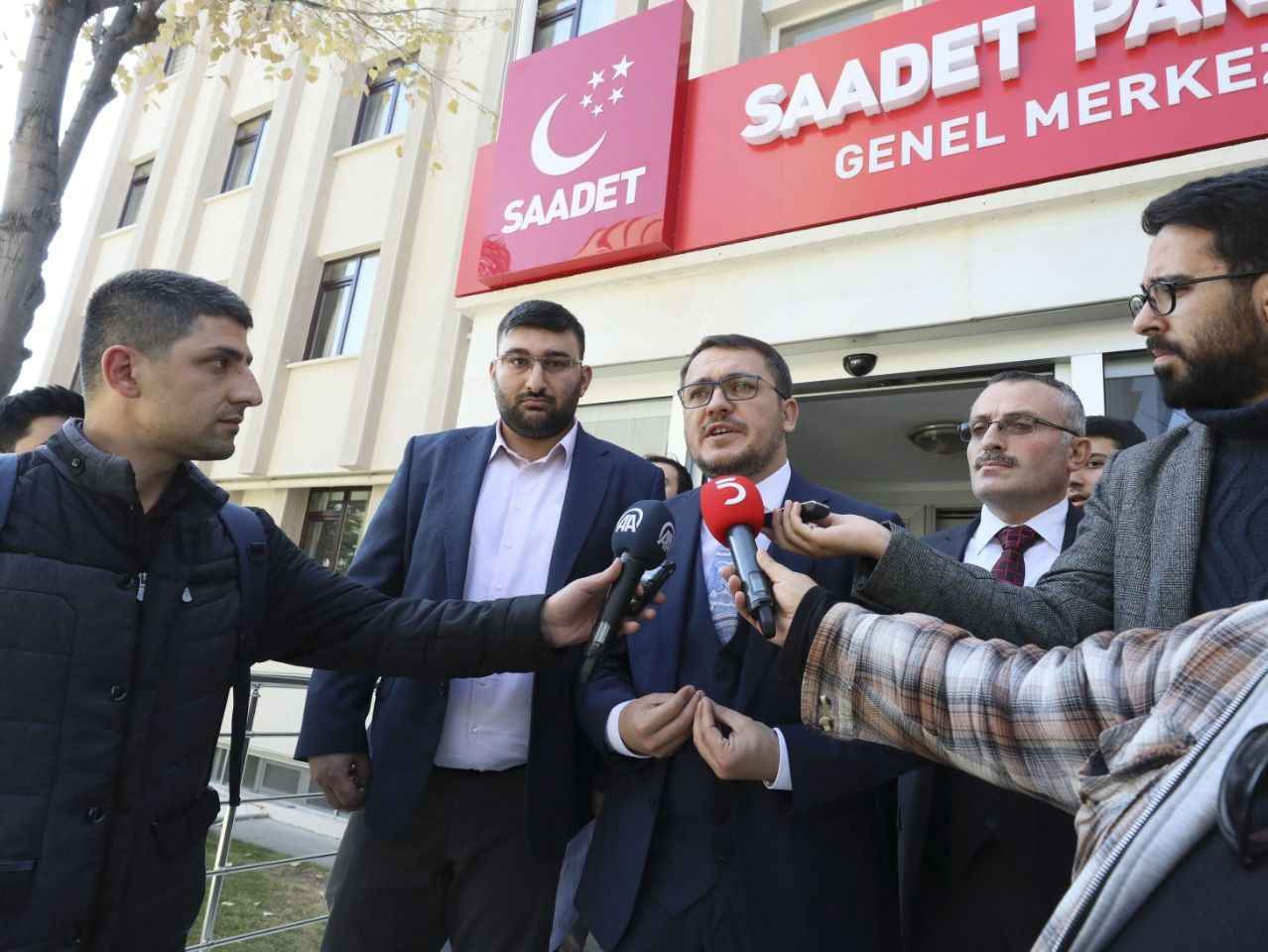 Saadet Party asked for 3 months