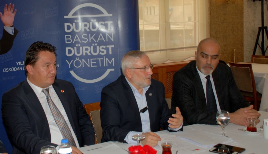"""Saadet Party Deputy: """"We need normalization"""""""