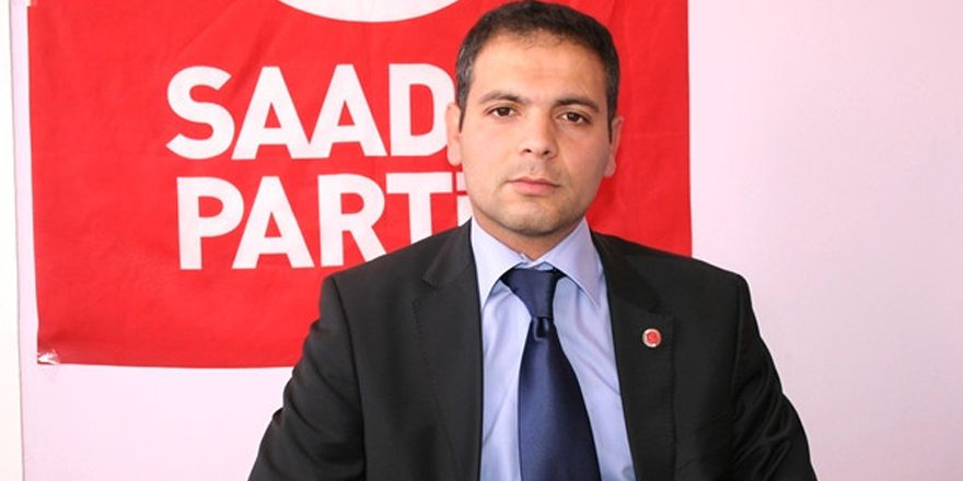 Saadet Party gave the start of local elections