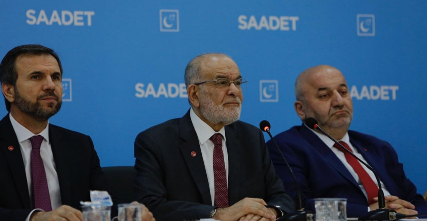 Saadet Party holds Provincial Presidents meeting