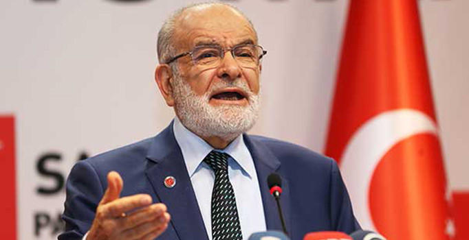 Saadet Party leader Karamollaoglu rules out election alliance, criticizes AKP
