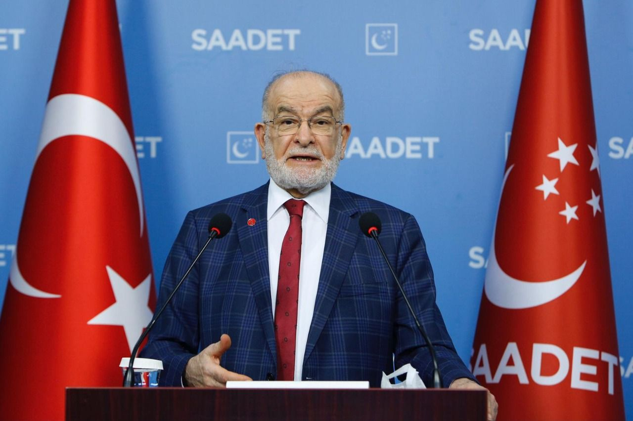 Saadet Party leader Karamollaoğlu: We must develop by producing