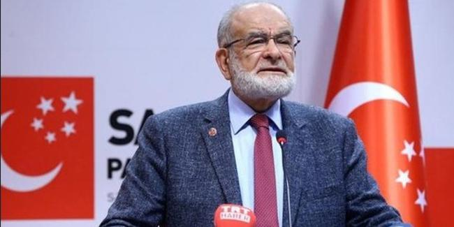 Saadet Party leader Temel Karamollaoglu remarks on local elections