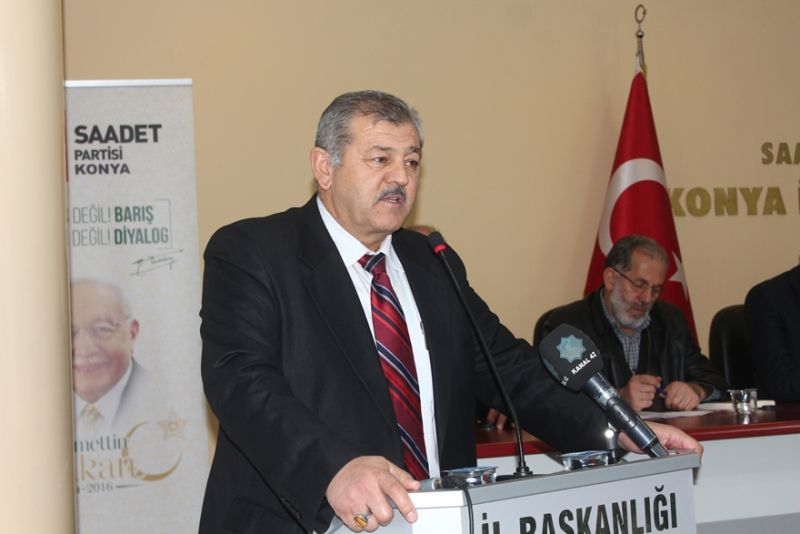 "Saadet Party Vice Chairman Lütfi Yalman: ""Economy does not process with interest system"""