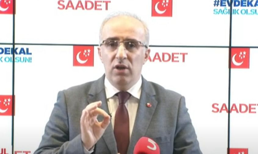 """Saadet Party warns government: """"Foreign policy does not carry populism"""""""