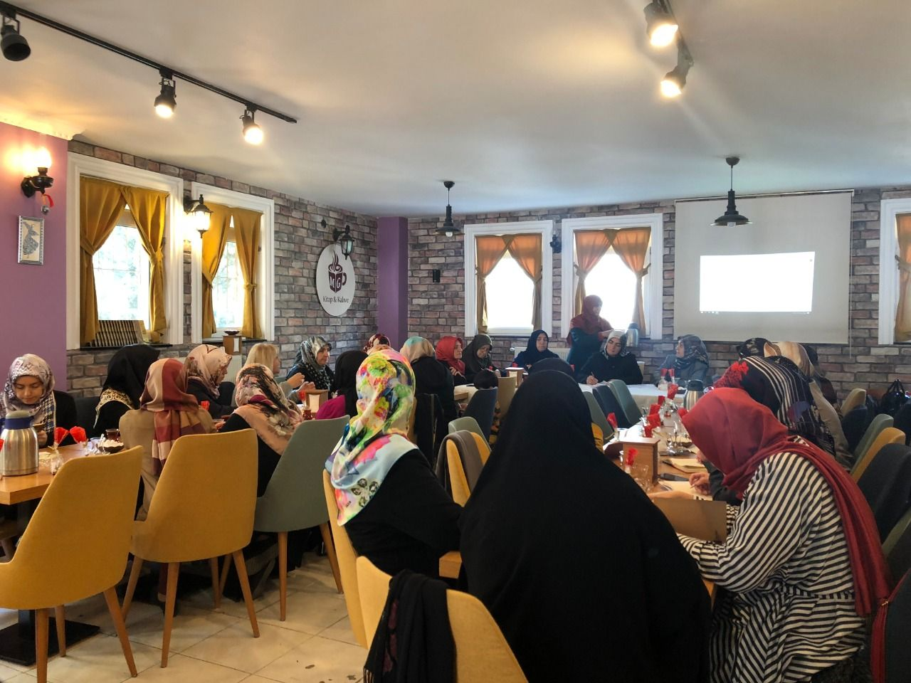 Saadet Party womens branch spends intensive work for concrete targets