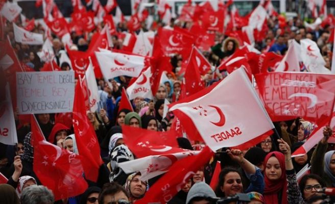 Saadet power to begin in Istanbul
