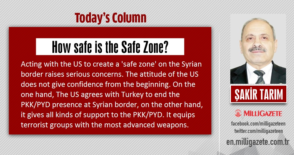 "Sakir Tarim: ""How safe is the Safe Zone?"""