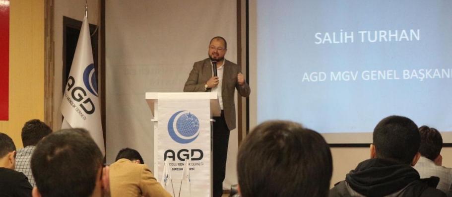 "Salih Turhan: ""Erbakan is the most important witness of an era"""