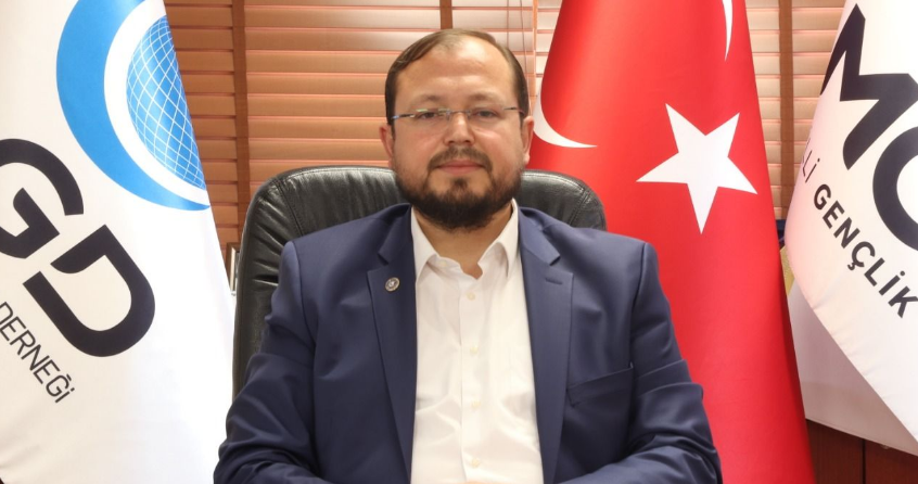 """Salih Turhan: """"The real strength of a nation is its faithful youth"""""""