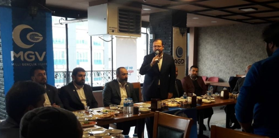 Salih Turhan: We will solve the problems by talking
